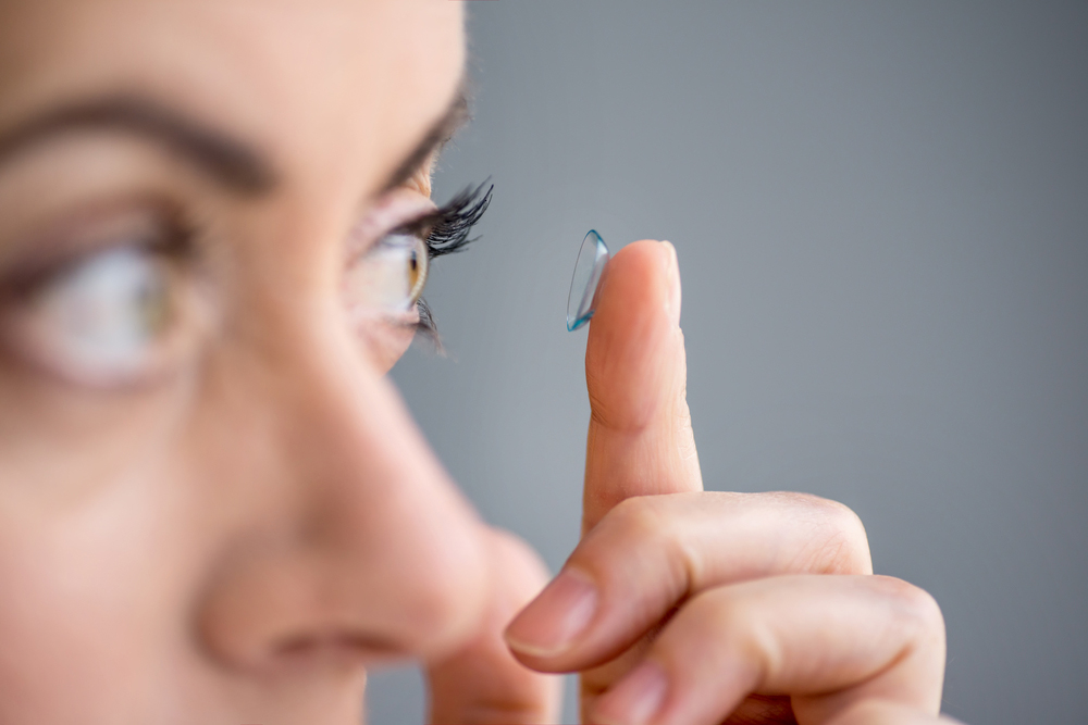 hard to fit contact lenses from our wilmette optometrist